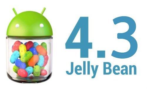 4.3 Jelly Bean