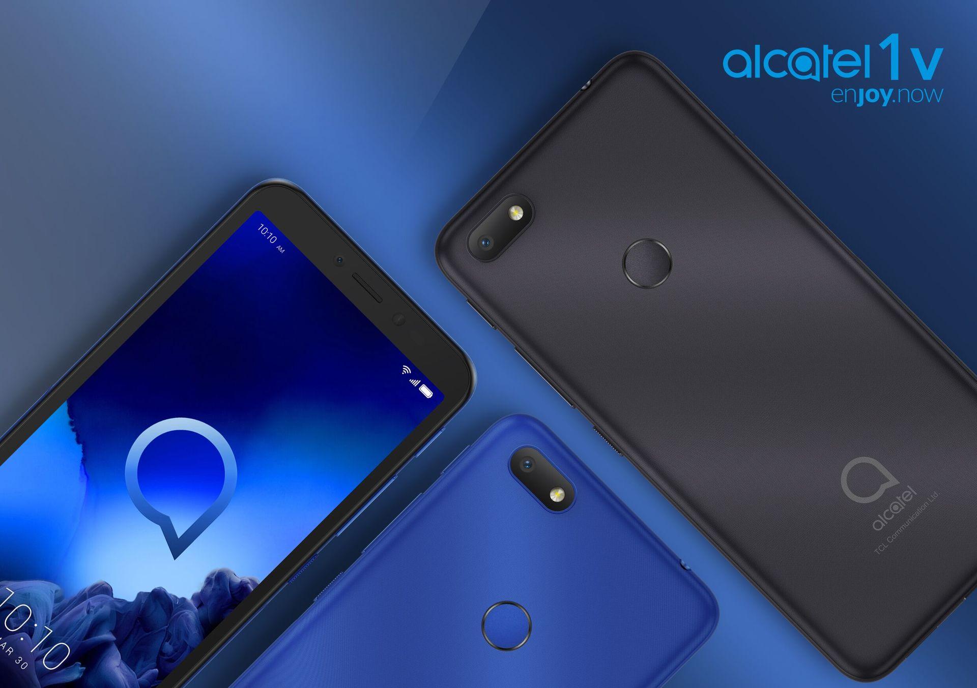 Alcatel 1V (2019)