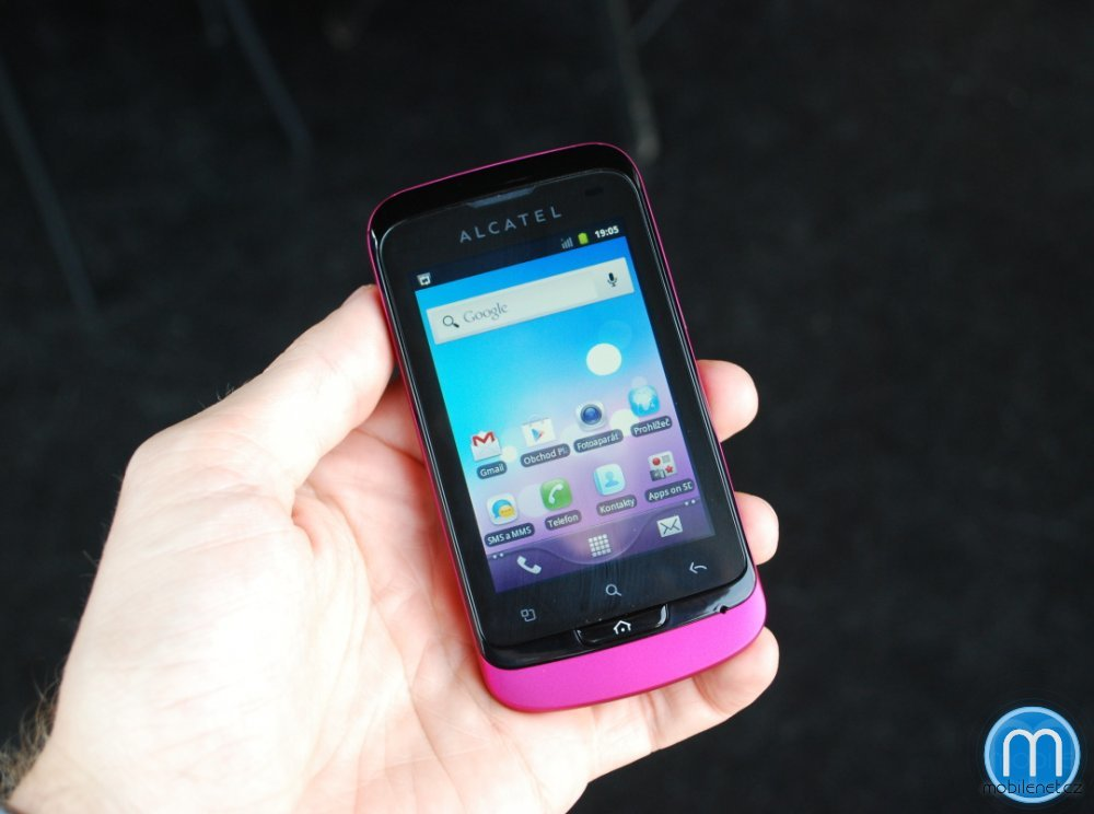 Alcatel One Touch 918D Smart
