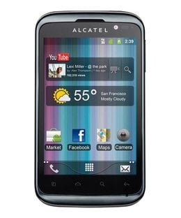 Alcatel OneTouch 991