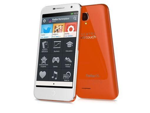 Alcatel OneTouch Fire E