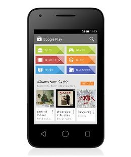 Alcatel OneTouch Pixi 3 (3.5) Android