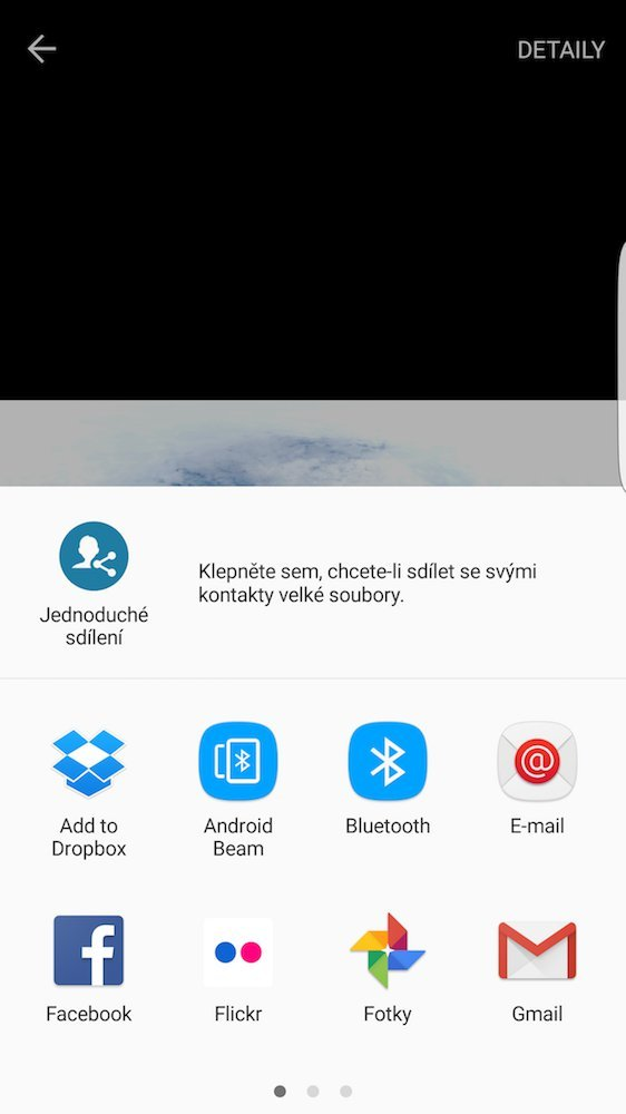 Android aplikace Samsung Gear 360