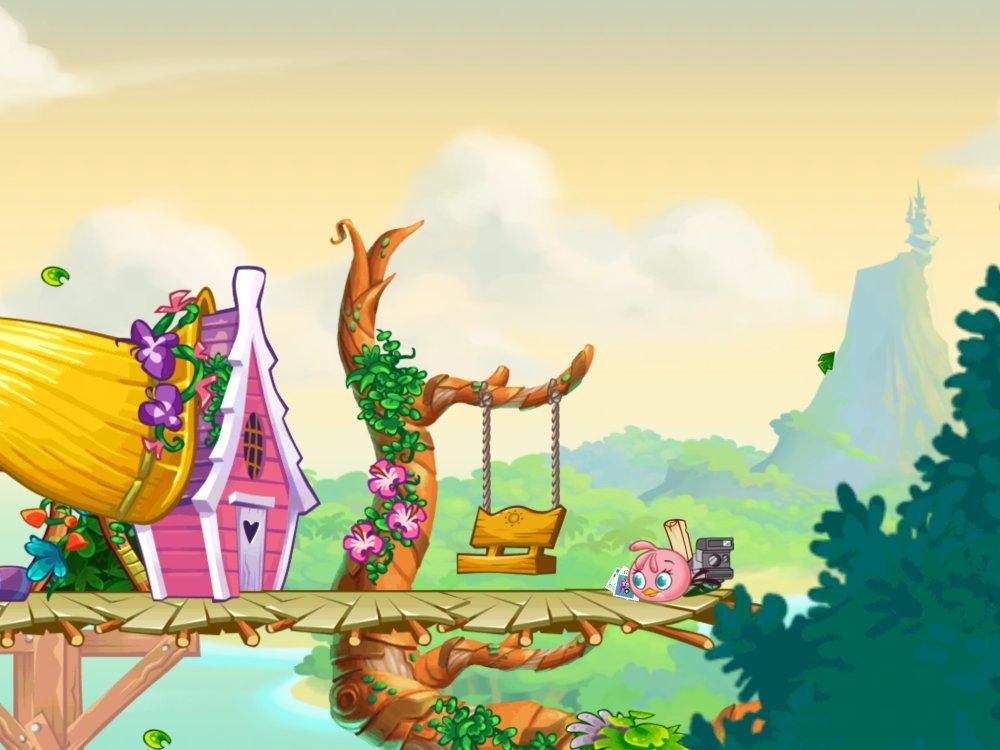 Angry Birds Stella