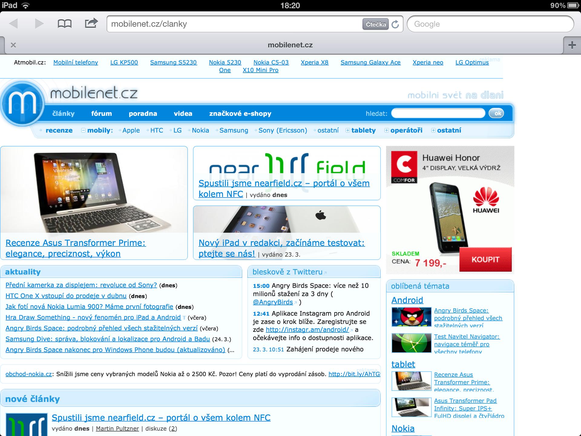 Apple iPad 2012