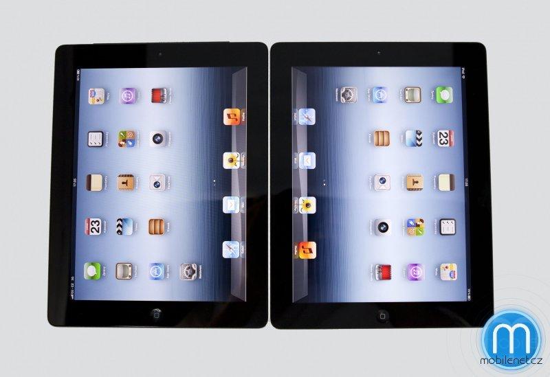 Apple iPad 2012 a iPad 2