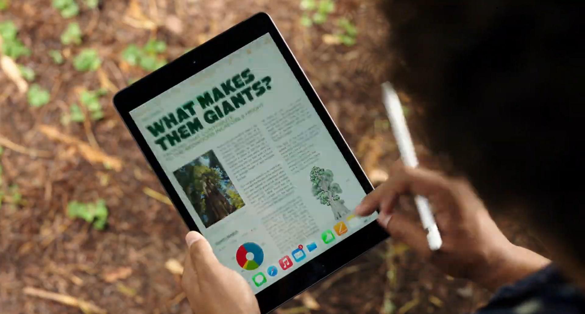 Apple iPad 8. generace