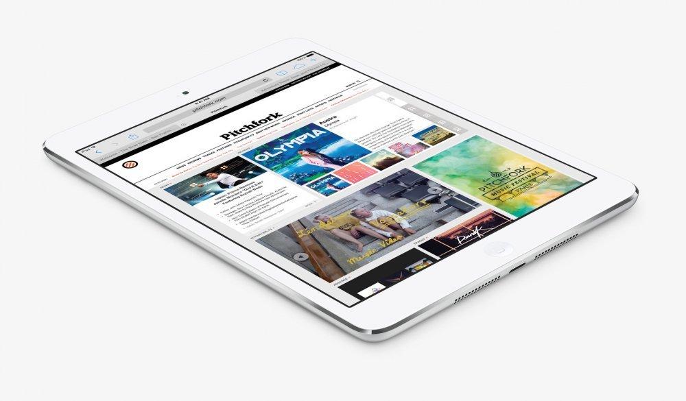 Apple iPad mini s Retina displejem