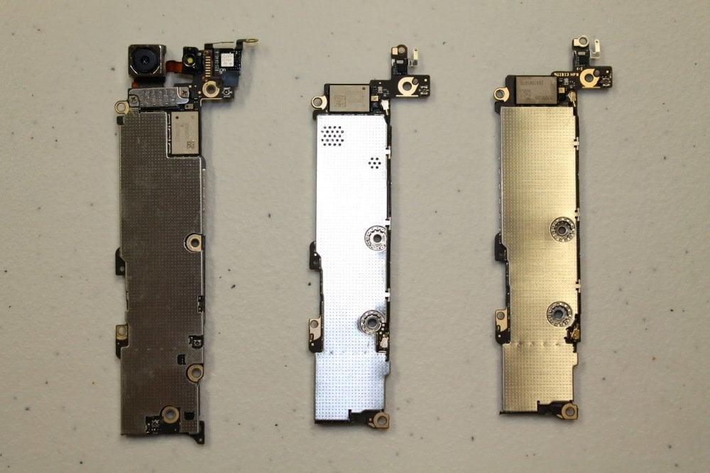 Apple iPhone 5s a Apple iPhone 5c