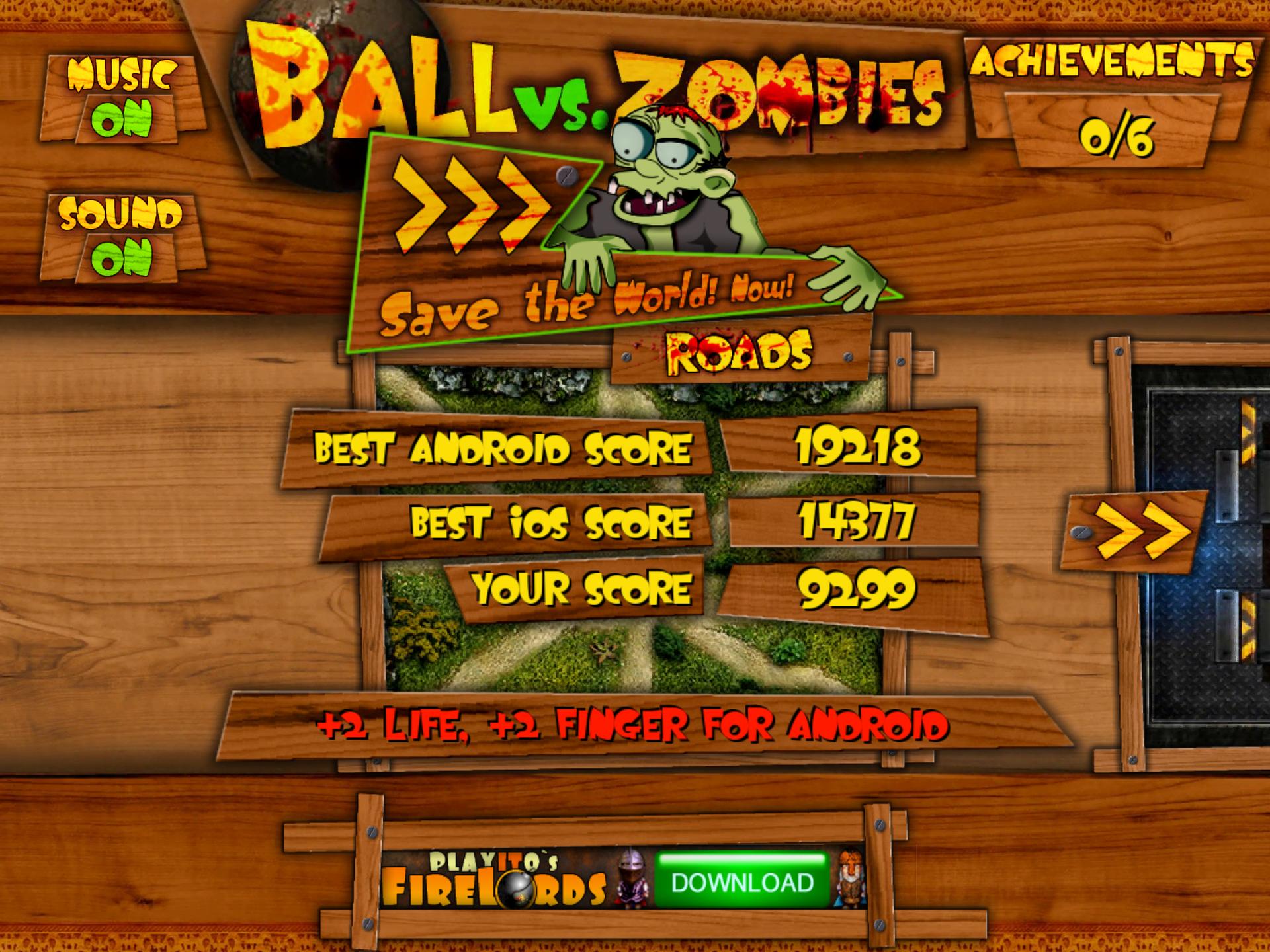 Ball vs. Zombies
