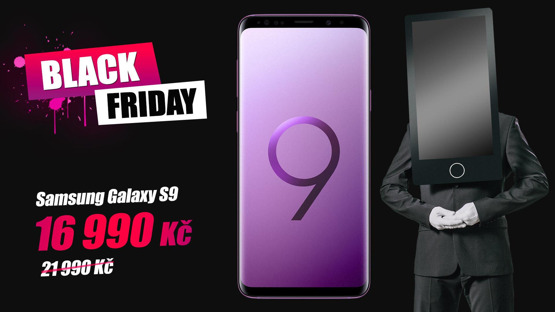 Black Friday - Mobil Pohotovost