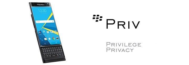 BlackBerry Priv