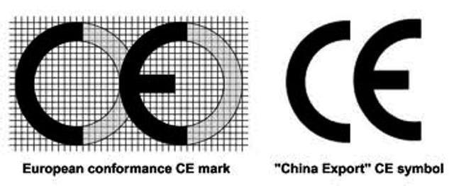 CE vesrus China Export