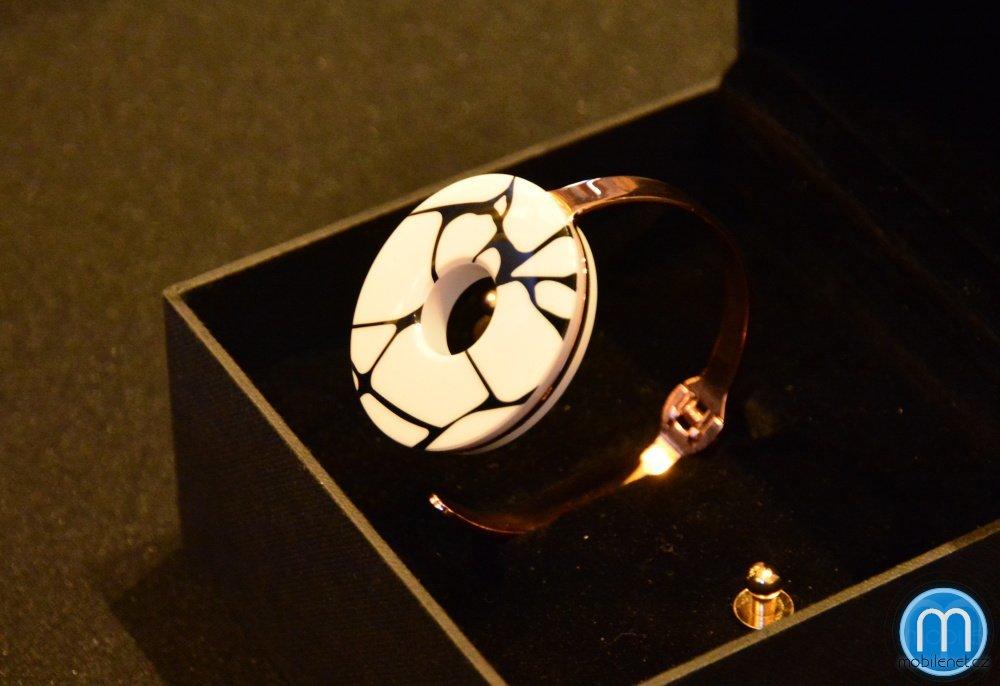 chytrý náramek jako prsten