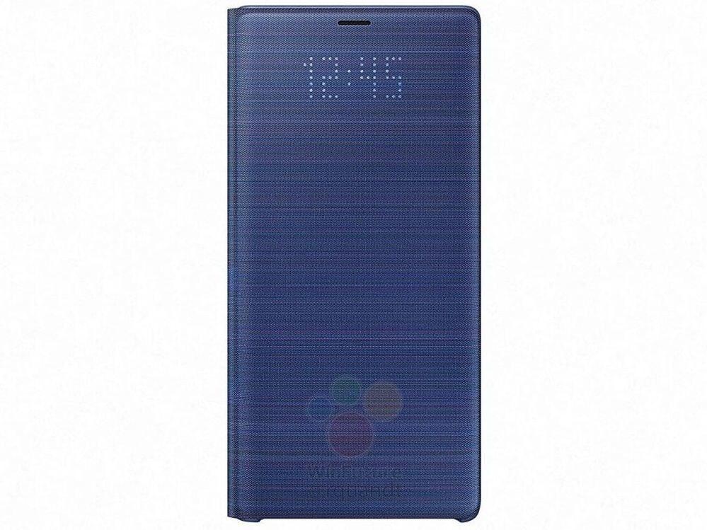 Cover pouzdro pro Samsung Galaxy Note 9