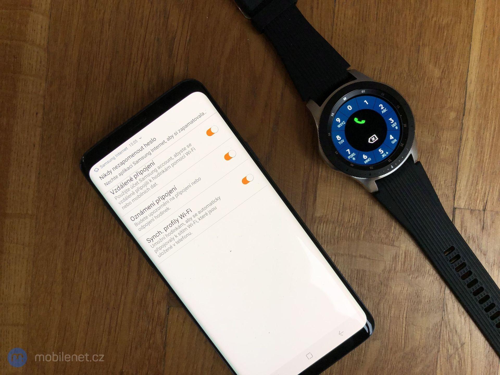 eSIM - Galaxy Watch LTE