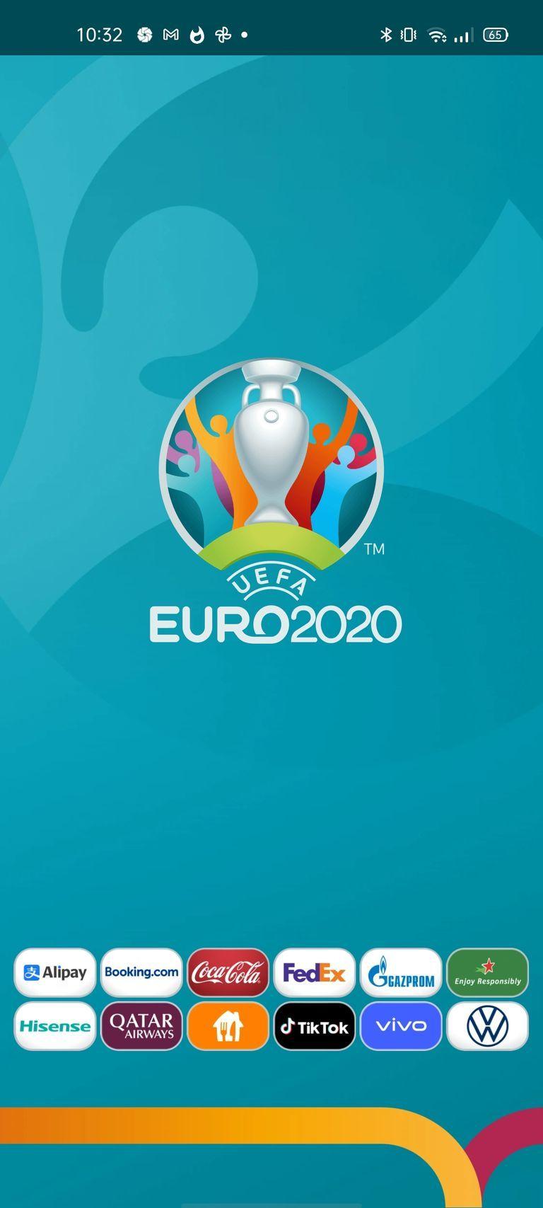 EURO 2020 Official