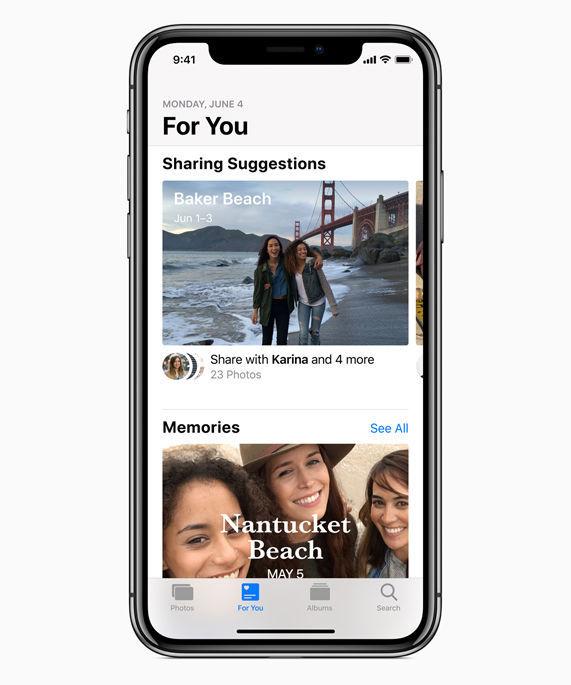 Fotky iOS