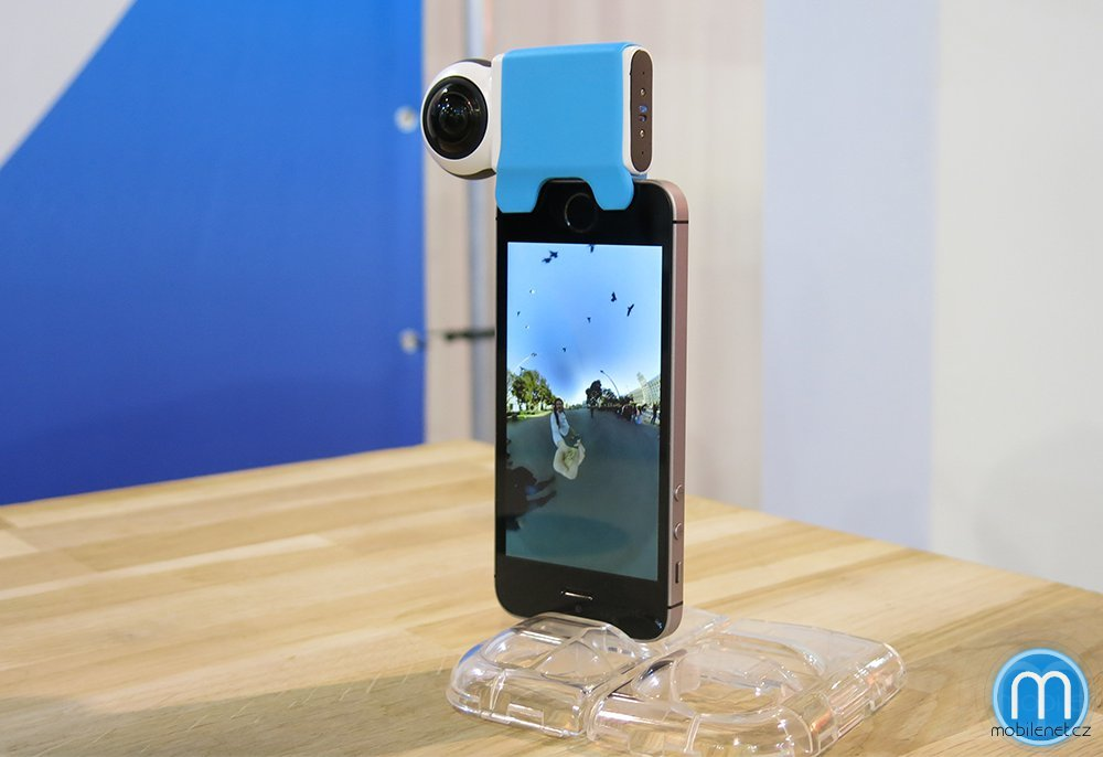 Giroptic iO – 360° kamerka