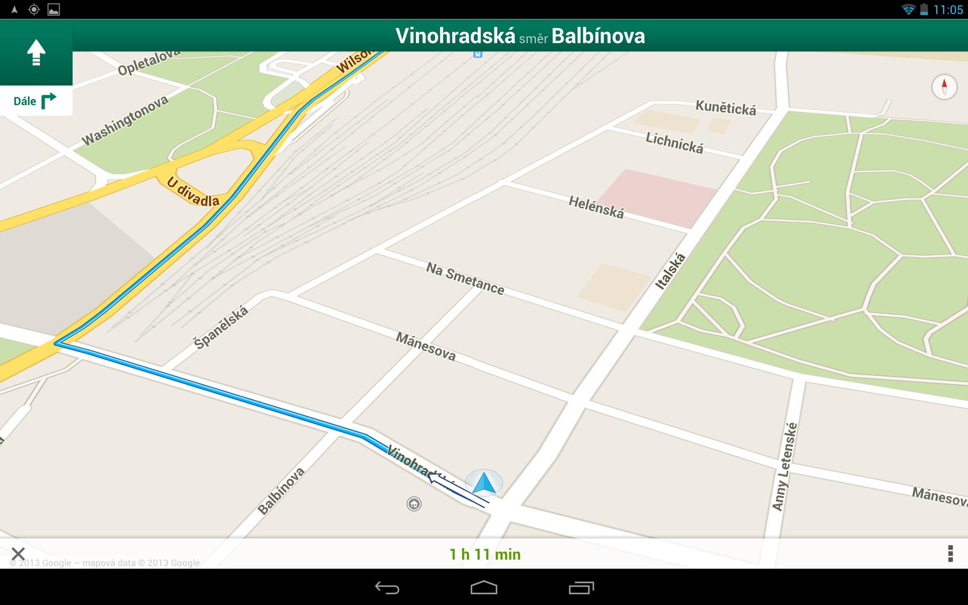 Google Mapy