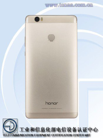 Honor 8 Note