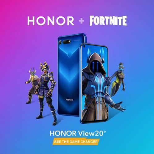 Honor Fortnite