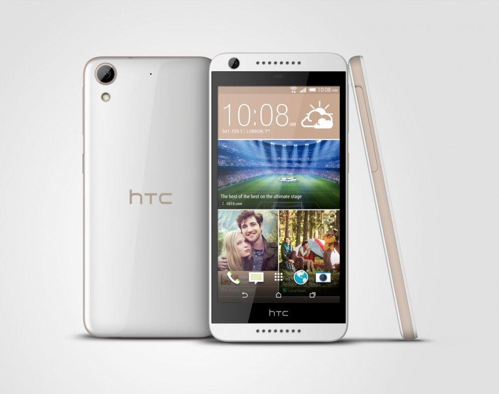 HTC Desire 626G Dual SIM