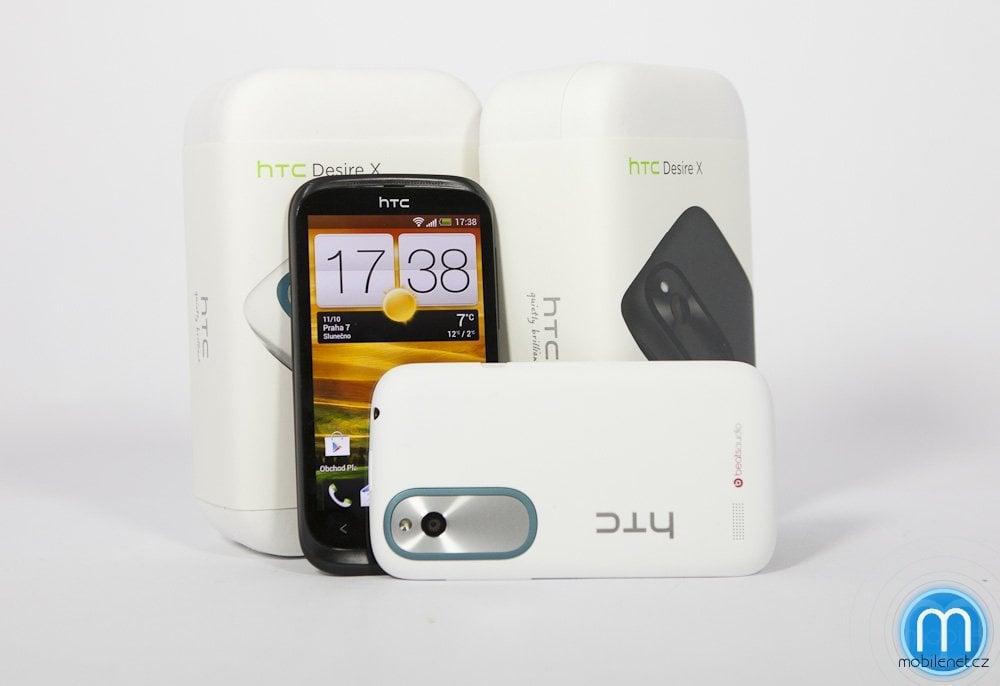 HTC Desire X