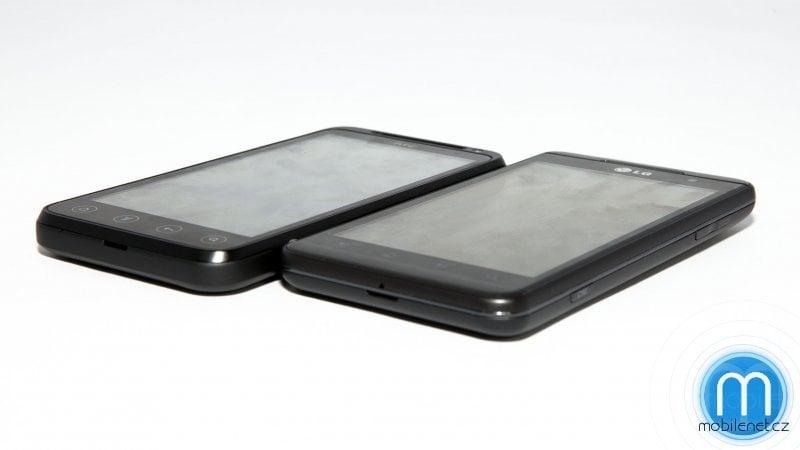 HTC EVO 3D vs. LG Optimus 3D
