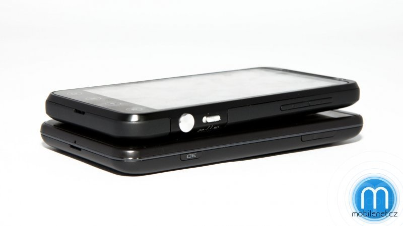 HTC EVO 3D vs. LG Optimus 3D