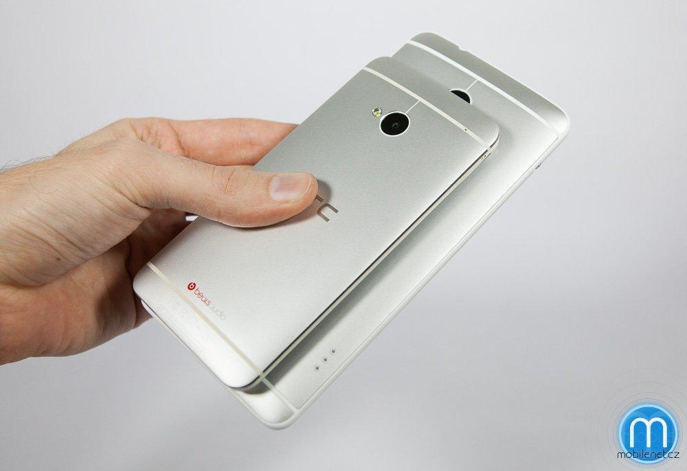 HTC One max vs. HTC One