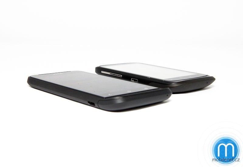 HTC One V a HTC Desire S
