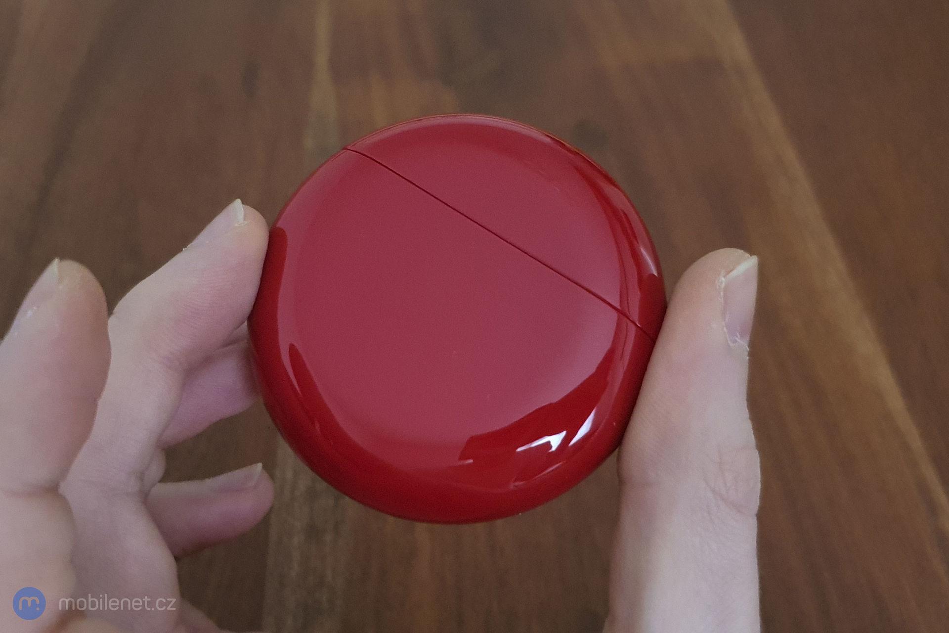 Huawei Freebuds 3 - červená