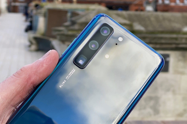 Huawei P40 prototyp