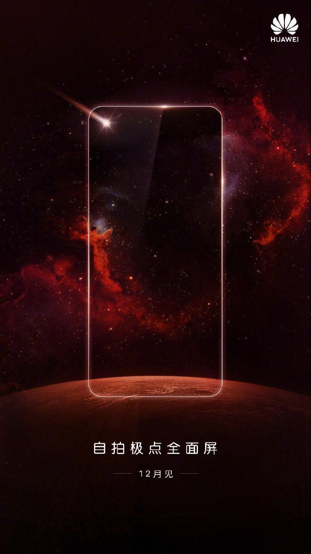 Huawei tease Infinitry-O notch
