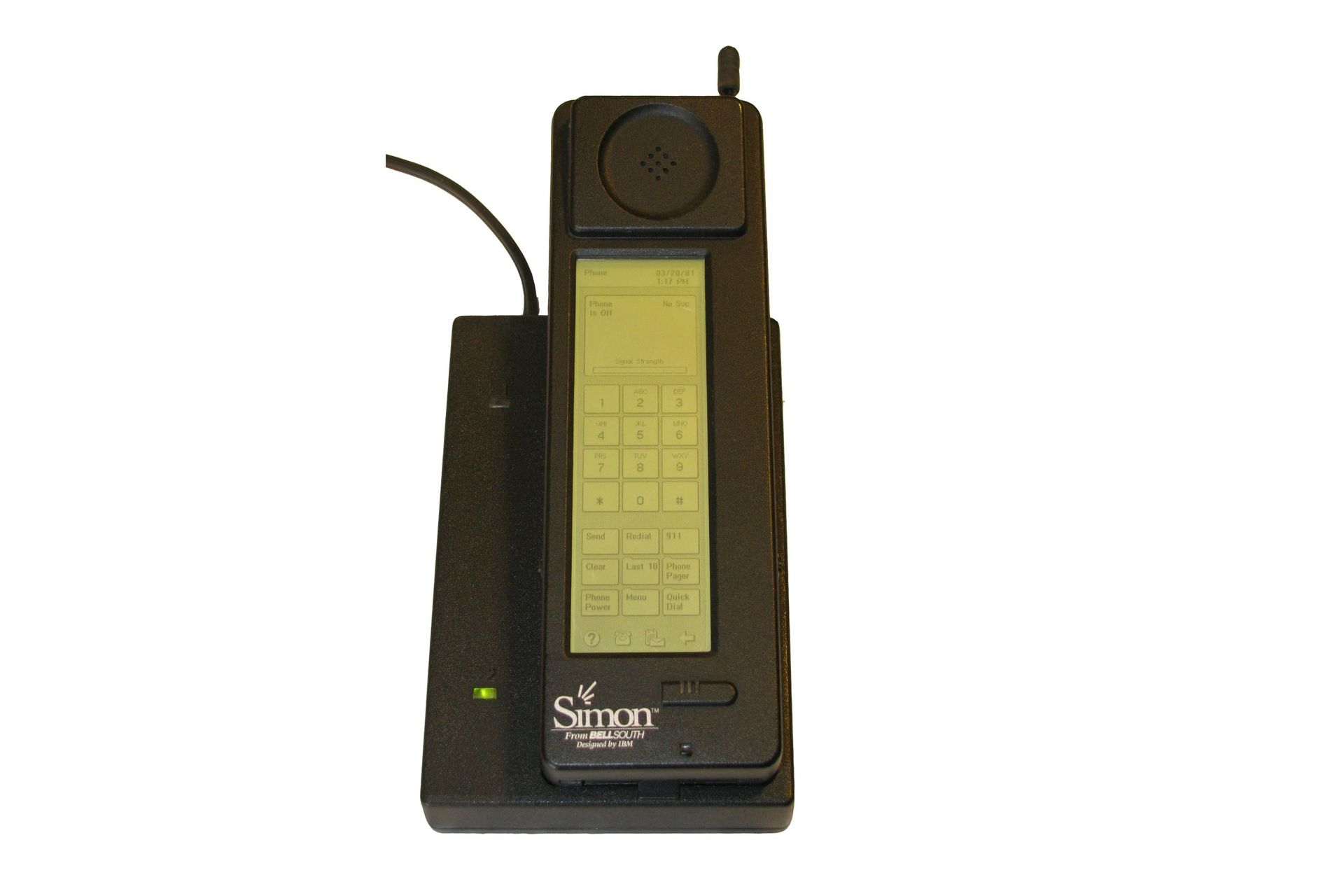 IBM Simon první smartphone na světě