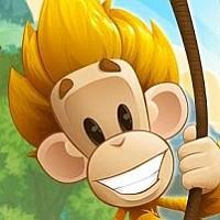 Benji Bananas: skákání po liánách v džungli vás bude bavit