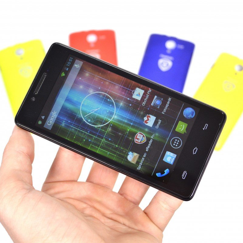 Prestigio MultiPhone PAP 5450 DUO