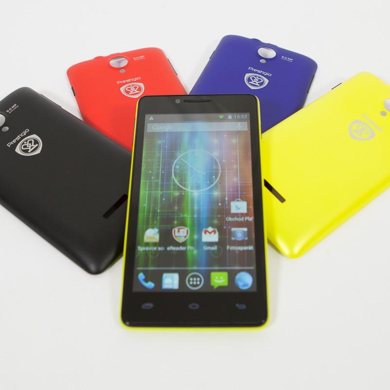 Prestigio MultiPhone PAP5500 DUO