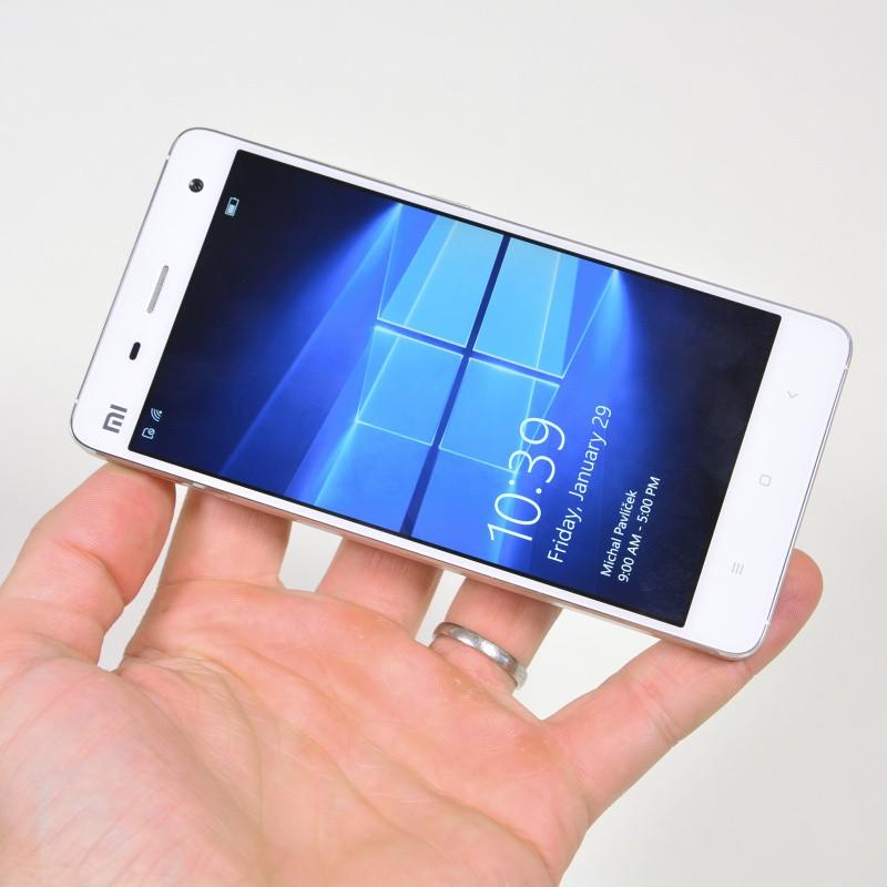 Xiaomi Mi4 s Windows 10 Mobile
