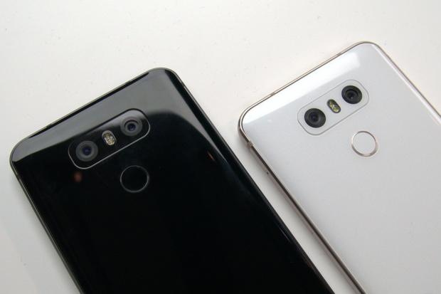 LG G6 konečně dorazilo na český trh. Cena se pohybuje kolem 20 tisíc