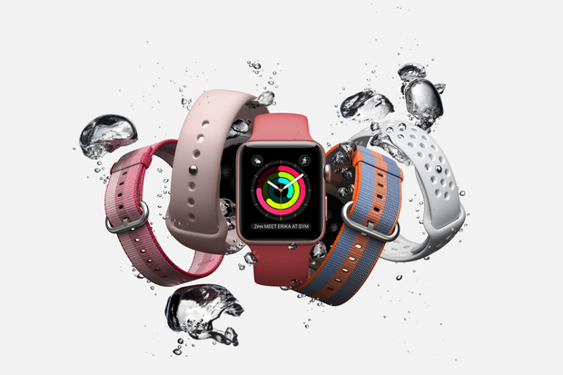 Apple bude vyměňovat prasklé obrazovky u Watch 2 a 3
