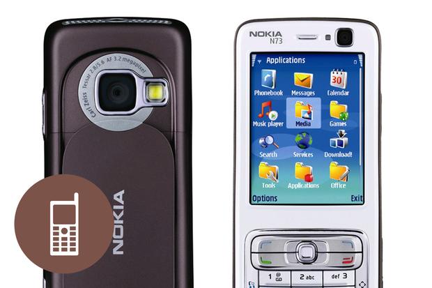 Retro: Nokia N73 – Legenda se Symbianem