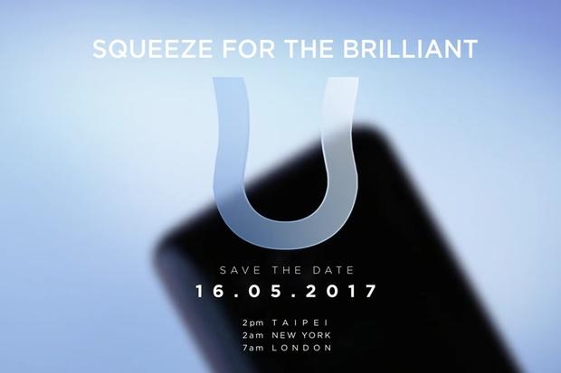 Sledujte představení nového HTC U11 živě
