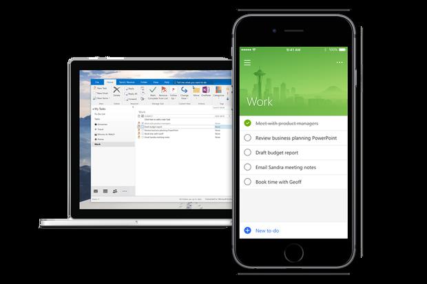 Microsoft představil aplikaci To-Do. Až dospěje, nahradí Wunderlist