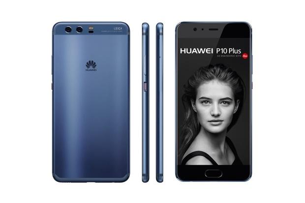Huawei P10 Plus vstoupil do prodeje, cena se zastavila pod 22 tisíci