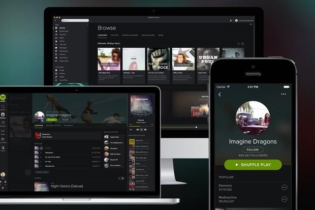 Spotify oslavuje, překonalo metu 70 miliónů platících uživatelů