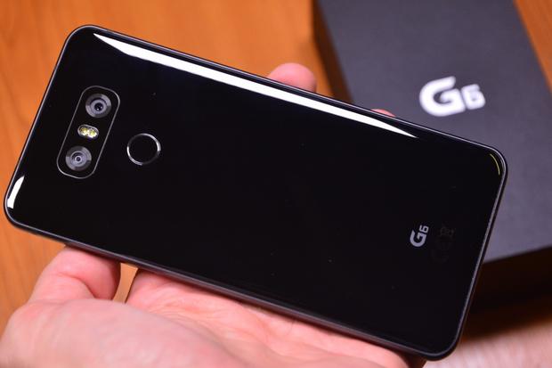 Android 8.0 pro LG G6 se již blíží, objevil se v benchmarku