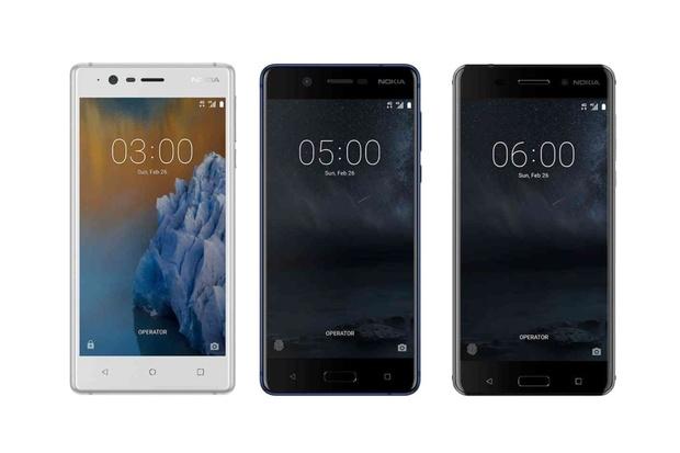 Všechny Nokie obdrží i budoucí Android P, včetně velmi levného modelu 3