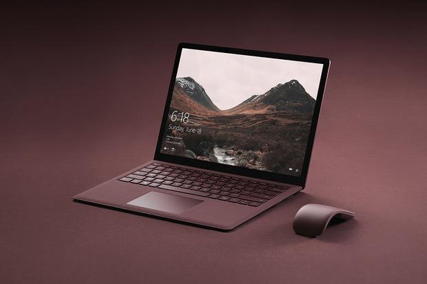 Microsoft představil Surface Laptop. Je to elegantní i výkonný soupeř pro MacBooky